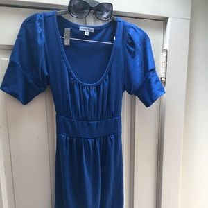 S dress or top blue